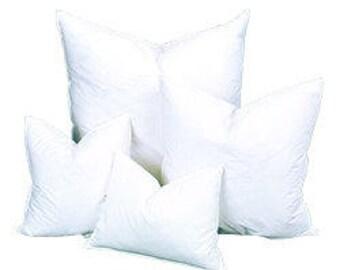 100% Down 14x28  Pillow Insert, Pillows  Pillow insert