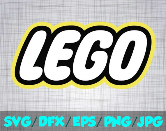 Download Lego SVG Iron On Decal Cutting File / Clipart in Svg, Eps ...