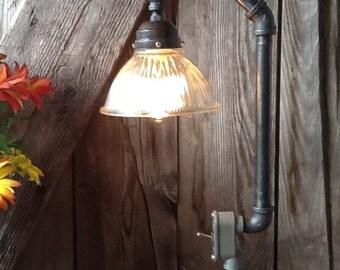 Industrial lighting, lamp
