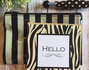 HELLO Stationary Kit / Scrapbooking