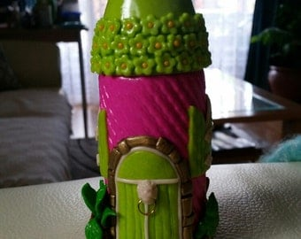Fairy /Tooth fairy house/storage