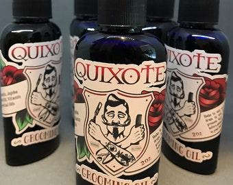 Quixote Grooming Oil