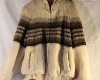 Vintage Hilda Ltd Mens Laine Wool Sweater