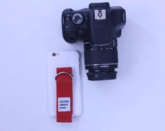 Handle White iPhone Case (Hard)