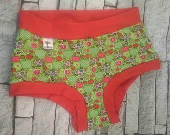 XL boy shorts style underwear. Made by RackenzieZ