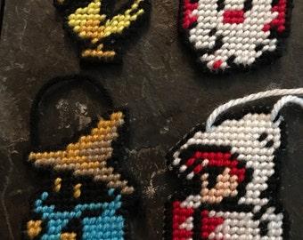 FF ornaments/magnets