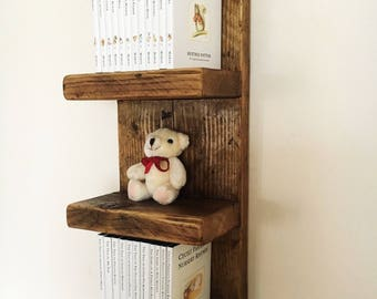 Wood Shelving - Reclaimed Wood Shelves - Bathroom Shelves - Storage - Kitchen Shelves - Display Shelves - Reclaimed Wood - Rustic Wood Shelf