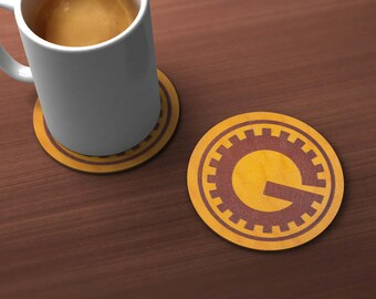 Mystery Science Theater 3000 (MST3K) Inspired Geek Drink Coaster