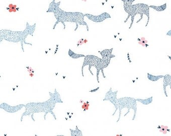 Dotted Foxes from Pine Grove by Dear Stella