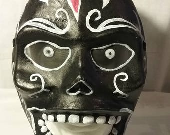 Black Savage Mask