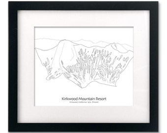 Kirkwood Mountain Resort - Current Ski Resorts of California