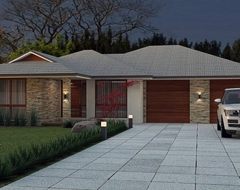 164 m2  |  4 bedroom dual key |   dual key designs | dual key plans | dual key blueprint  | modern dual key plan | Dual Key design