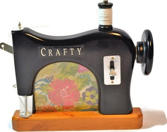 Sewing Machine, Frame, Crafters Frame, Seamstress Gifts, Gifts for Mom, Novelty Frame