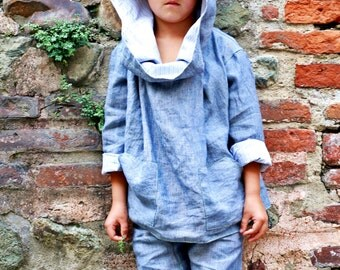 Kids summer outfit ideas/ Children summer clothing sets/ Natural linen clothing set/ Two piece outfit clothing/ Summer fashion matching set