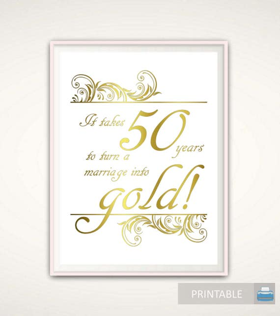 50th anniversary gifts for parents 50th anniversary print 50th anniversary gifts for parents 50th anniversary print wedding anniversary poster golden anniversary gift ideas parents anniversary stopboris Gallery