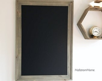 Rustic Wood Framed Magnetic Chalkboard Extra Large Framed Wedding Chalk Board Large Chalkboard Menu Sign Seating Chart Photo Prop