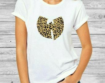 Ladies Wu-Tang Clan Shirt - Wu-Tang Clan T-shirt