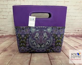 SALE, Gift for Mum, Clutch Purse, Clutch Bag, Oversized Purse, Foldover Clutch, Fabric Vegan Clutch, Clutch Handbag, Fold Over Purse