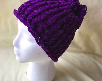 SALE** Purple hat
