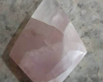 Rose Quartz Cabochon
