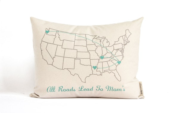 Throw Pillow for Mom