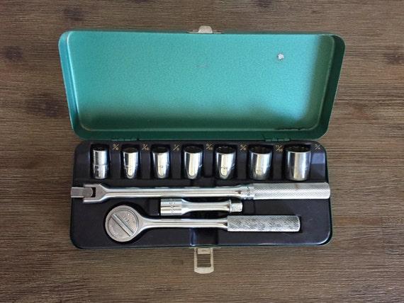Vintage Tool Set
