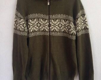 Rare Guess sweater zip up M