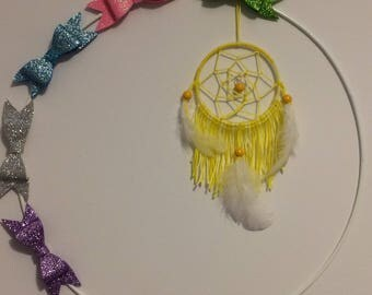 Tiny Dreamcatcher made to order