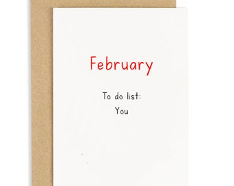 Valentines Day 'Do You' Card - Valentines Card
