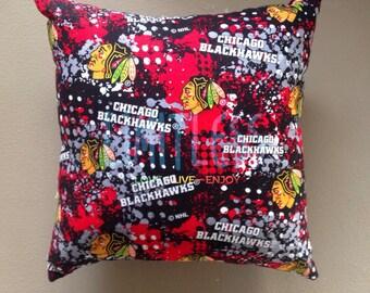 Chicago Blackhawks Pillow!