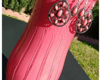 Pretty in Pink Dangles Set