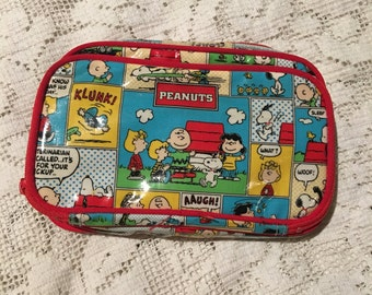Peanuts Snoopy pouch vintage