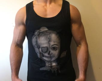 A world of Fantasy Men's Tank LOCAL BUYERS!
