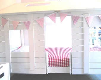Pretty Pastel Pink Bunting