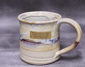 Ceramic mug by kunihiro pottery