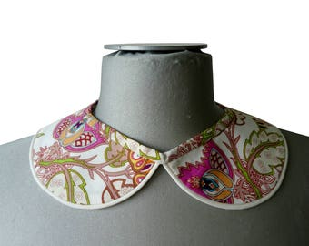 Collar removable claudine heavenly flowers