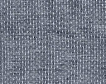 Chambray Union INDIGO (CCCX-14120-62) - 1/2 Yard - Robert Kaufman