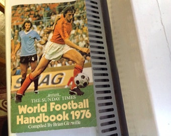 World Football Handbook 1976 by The Sunday Times.