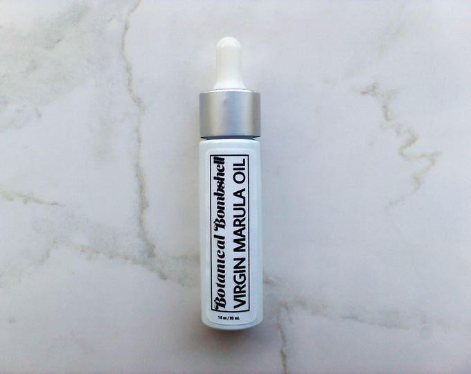 Marula Oil Pure Virgin Marula Oil / Facial Oil / Hair Oil 1 fl oz / 30 mL