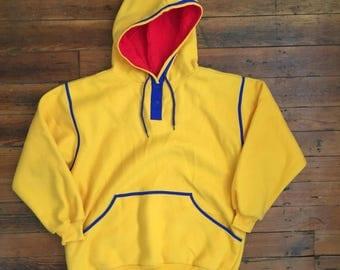 Vintage Jones Wear Hooded Fleece