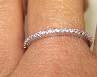 F-58 Vintage Ring size 9   925 silver