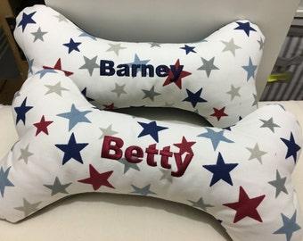 Bone Shaped Pillow Toy