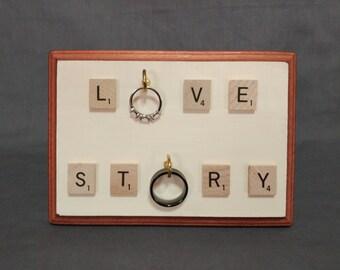Love Story Ring holder
