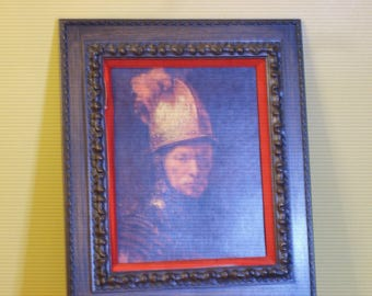 The Man in the Golden Helmet REMBRANDT  REPRODUCTION ,NO.9100