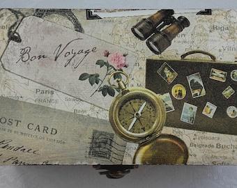 Boîte «Bon Voyage»