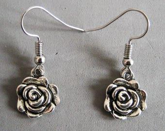 """Earrings """"Roses"""""""