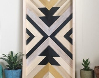 Wood Wall Hanging/Serving Tray