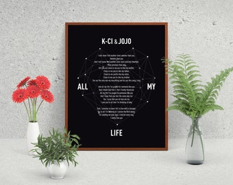 Song Lyric Art