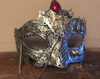 Steampunk mask 3