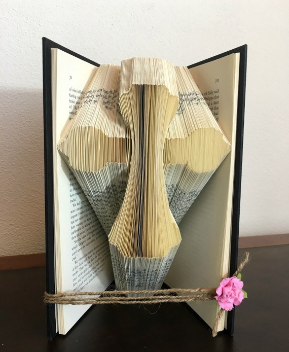 Cross Book Fold